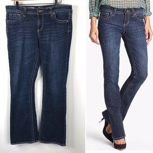 Kut from the Kloth Natalie High rise Bootcut Sz 12